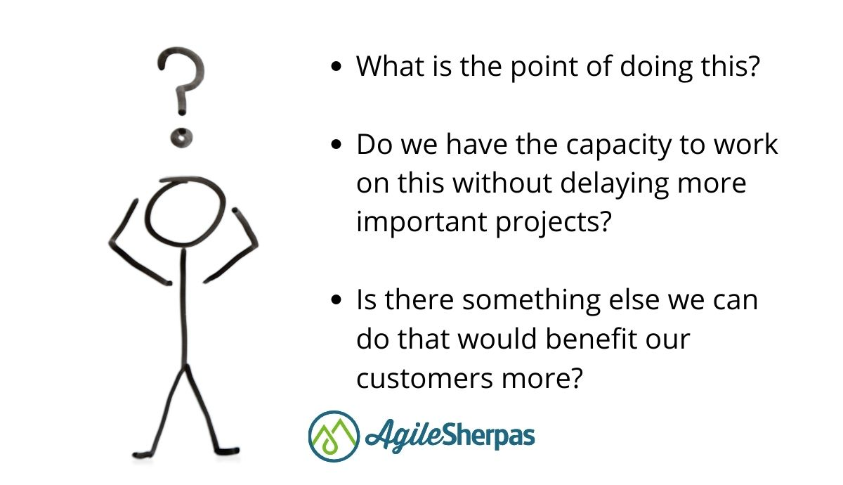 Agile Marketing Leaders Ask Questions… Especially if They Know the Answers