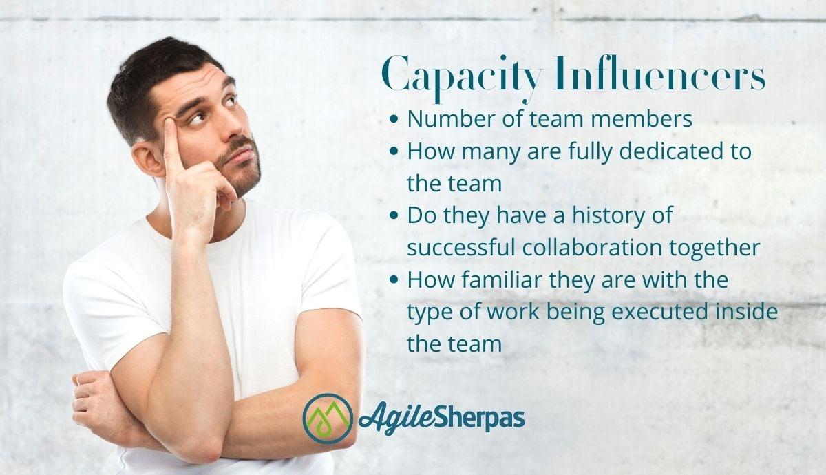 Estimating Capacity
