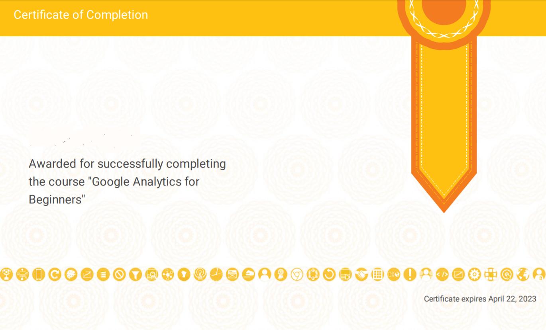 Google Analytics Certificate-1