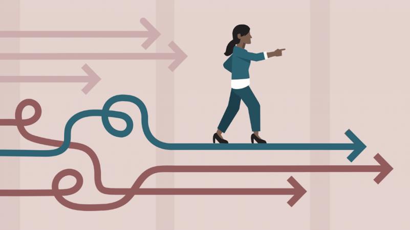 agile values in leadership