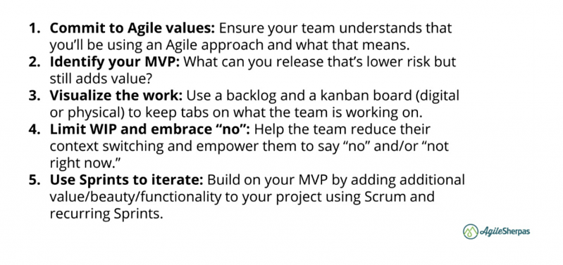 agile-project-management-checklist