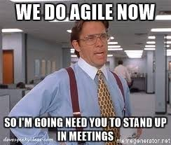 agile marketing daily standup