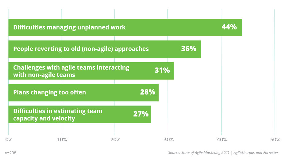Organizational Challenges Originating from Agile