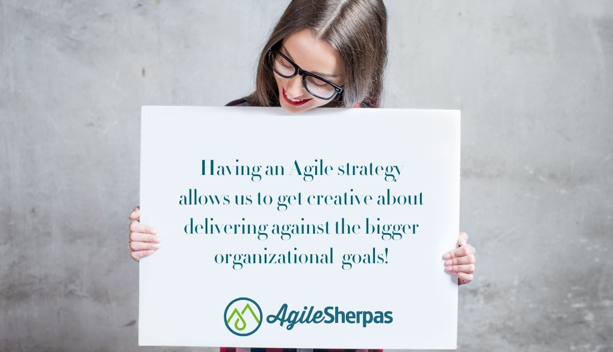 What Agile Strategy Does for Marketing